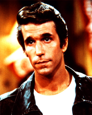 THE FONZ &#8230;..AAAAAYYYYYYY!!