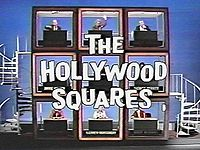 HOLLYWOOD SQUARES CLASSIC LINES